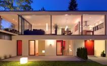 Beleuchtung Netto-Plusenergie Gebäude